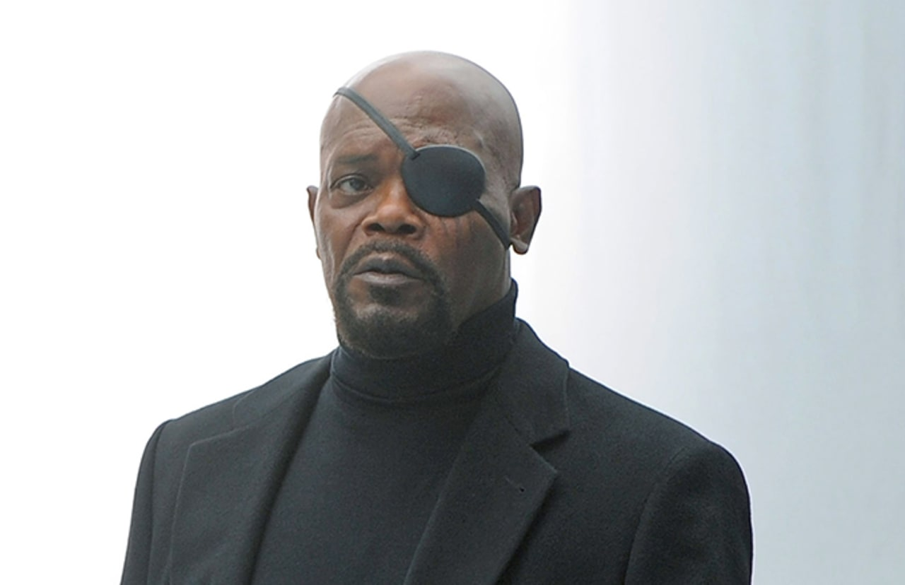 Nick Fury Referenced Spider-Man, X-Men in Deleted 'Iron Man' Post-Credits Scene | Complex