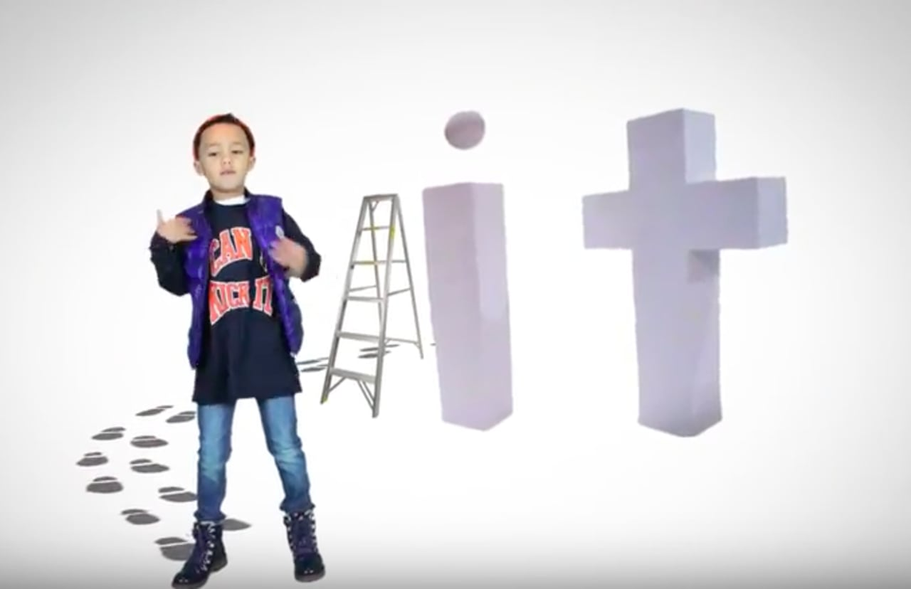 Premiere: Consequence's 6-Year-Old Son Caiden Shares Visual for