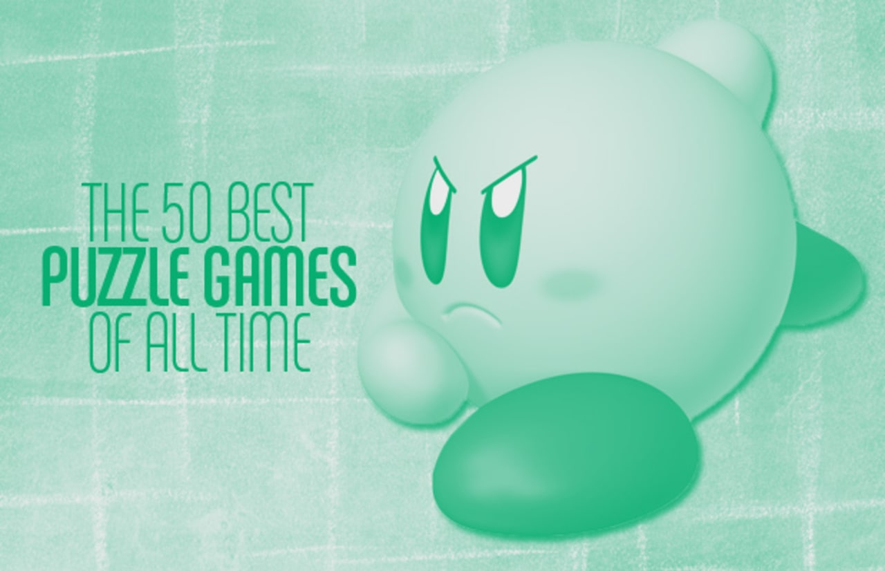 The 50 Best Puzzle Games of All Time | Complex