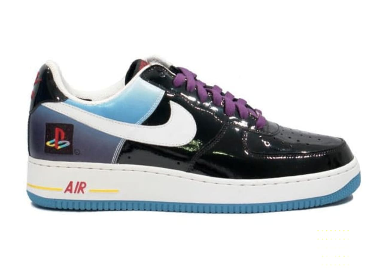 running shoes super specials stable quality How the PlayStation x Nike Air Force 1 Became One of the ...