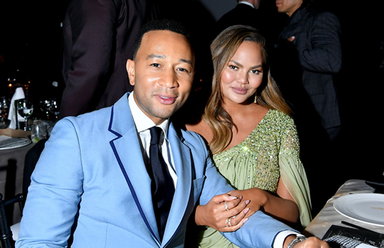 Chrissy Teigen Stopped The Haters Before They Even Showed Up