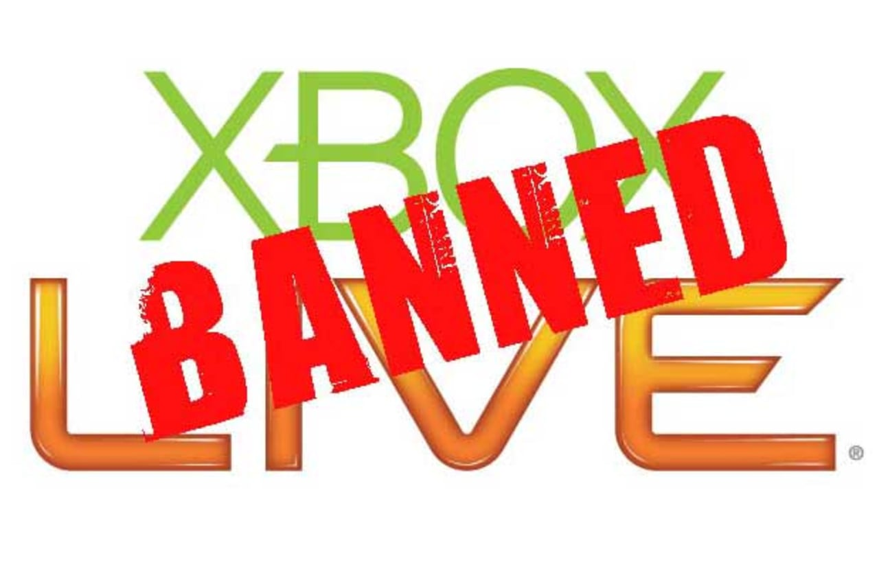 12 Things That Will Get You Banned From Xbox Live | Complex