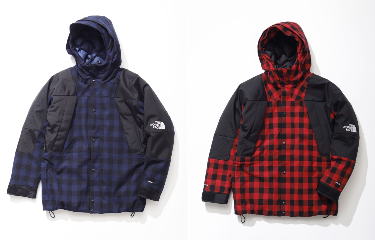 c69e9d21e The Second Drop of The North Face Black Series X Kazuki Collection ...