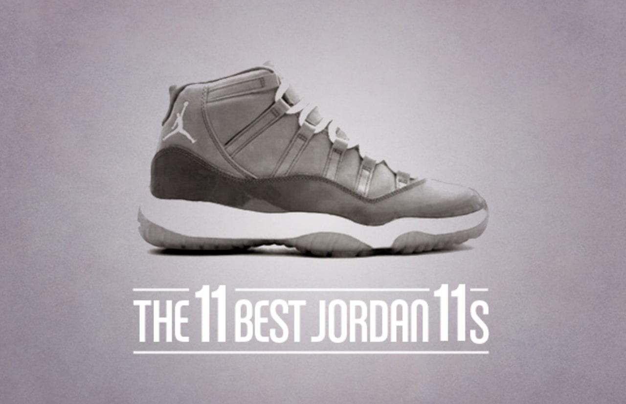 e59a9443e67 The 11 Best Jordan 11s | Complex