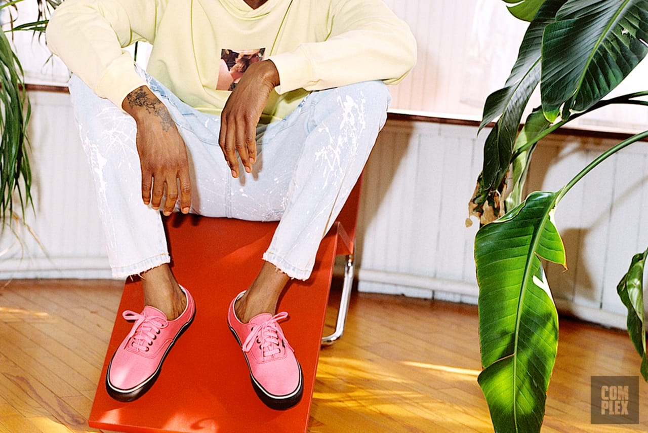 How Vans Became a Fashion Sneaker   Complex