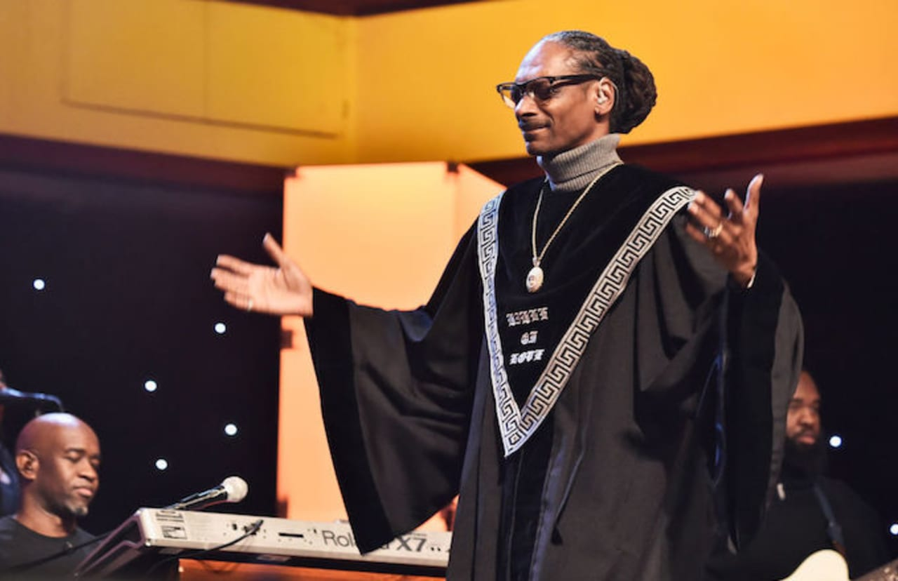Snoop Dogg Teases Double Gospel Album With New Tracks and