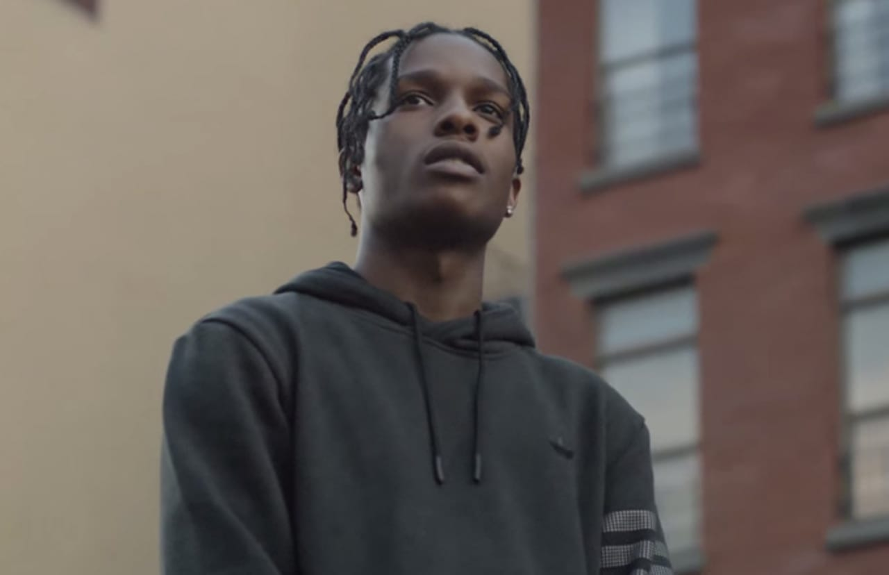 A$AP Rocky Foot Locker x adidas Originals Commercial | Complex