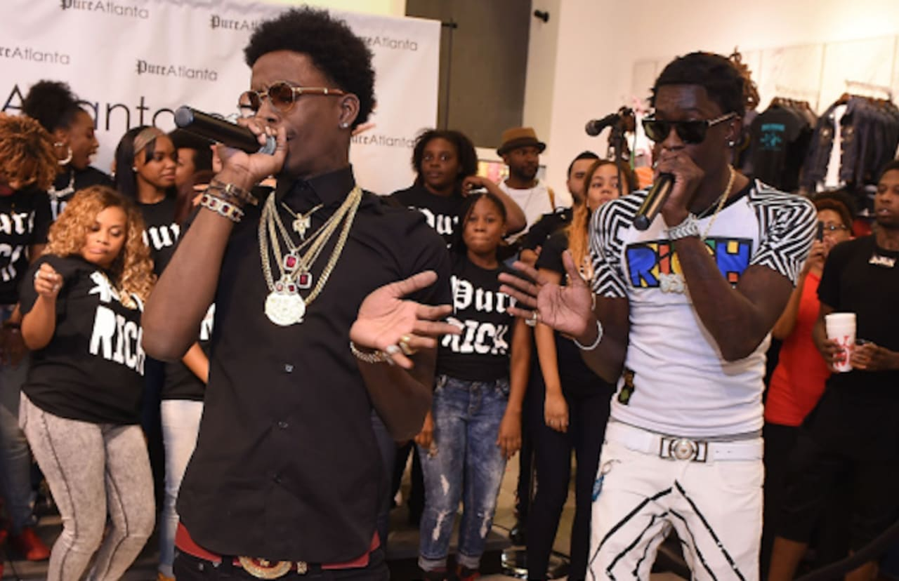 Rich Homie Quan Says He and Young Thug Aren't Speaking