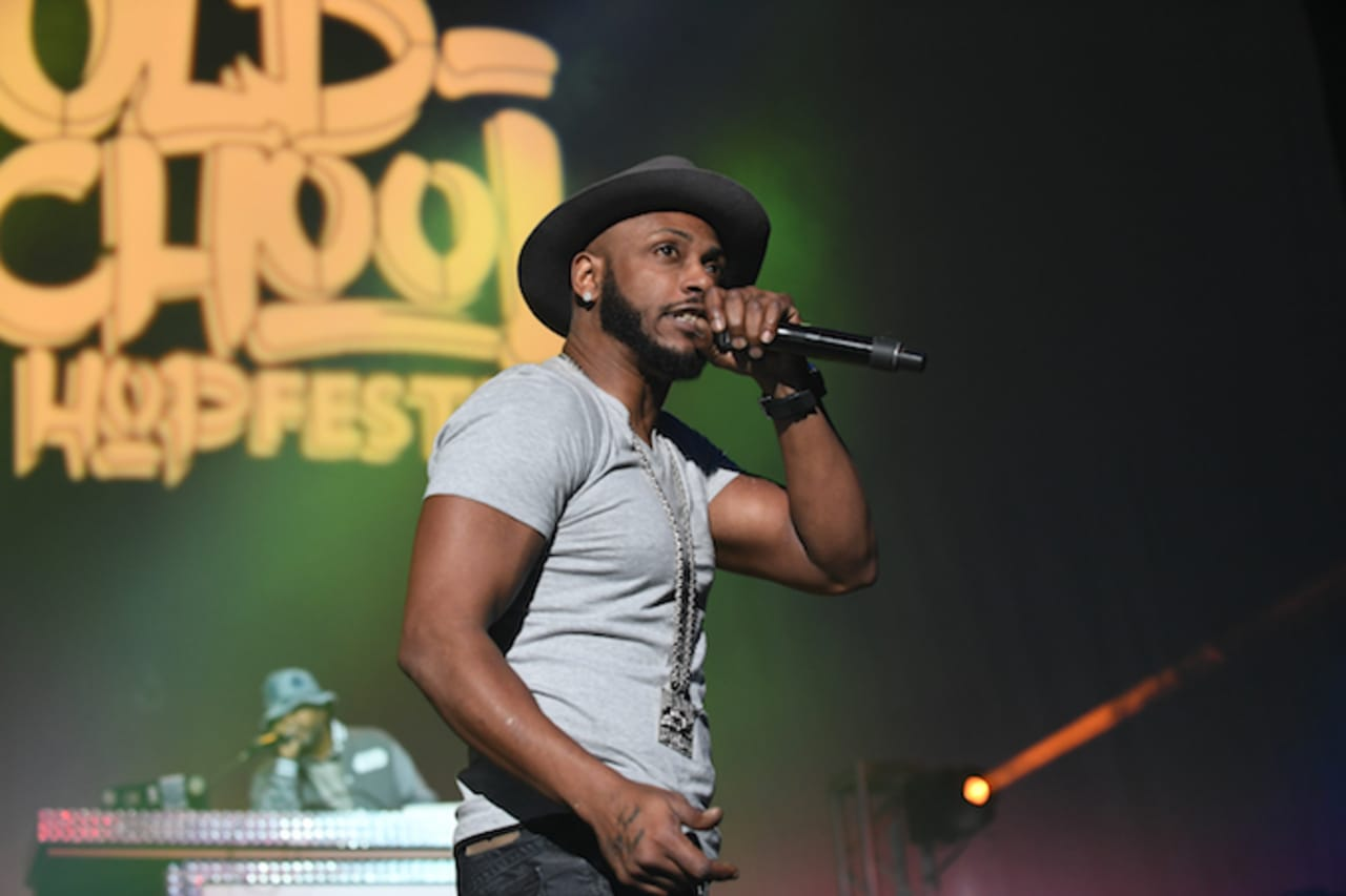 Video Shows Mystikal Falling Off Stage, Forced to Cut Concert Short