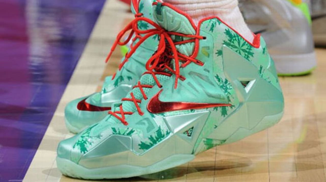 Christmas Sneakers.The Best Christmas Day Releases Of All Time Complex