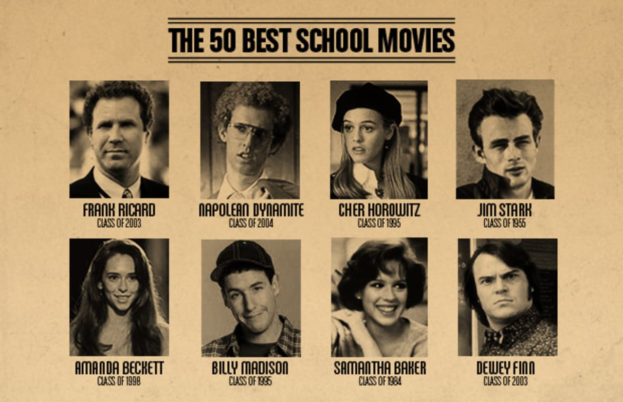 The 50 Best School Movies | Complex
