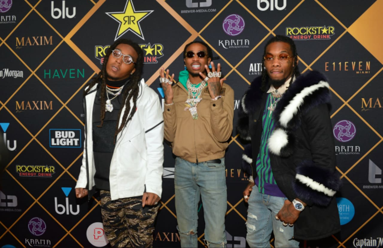 Migos Tied the Beatles for a Major Billboard Hot 100 Chart