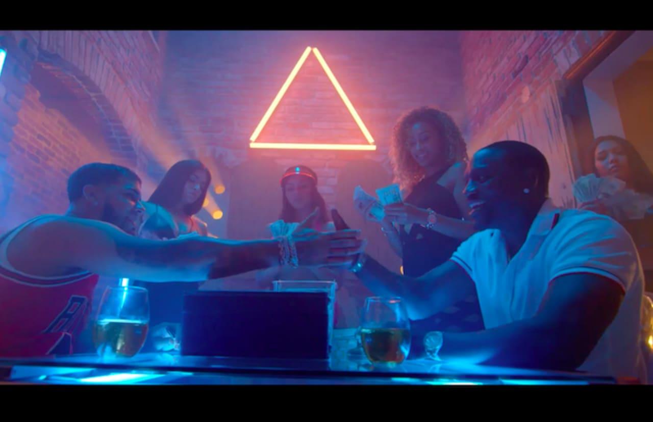 Premiere: Akon a k a  El Negreeto and Anuel AA Flex in