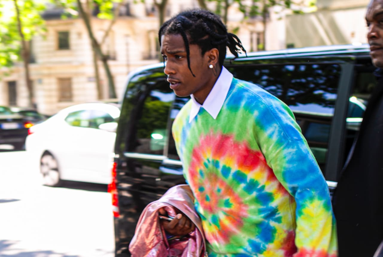 Video Shows ASAP Rocky and His Crew Fighting Man in Sweden (UPDATE)