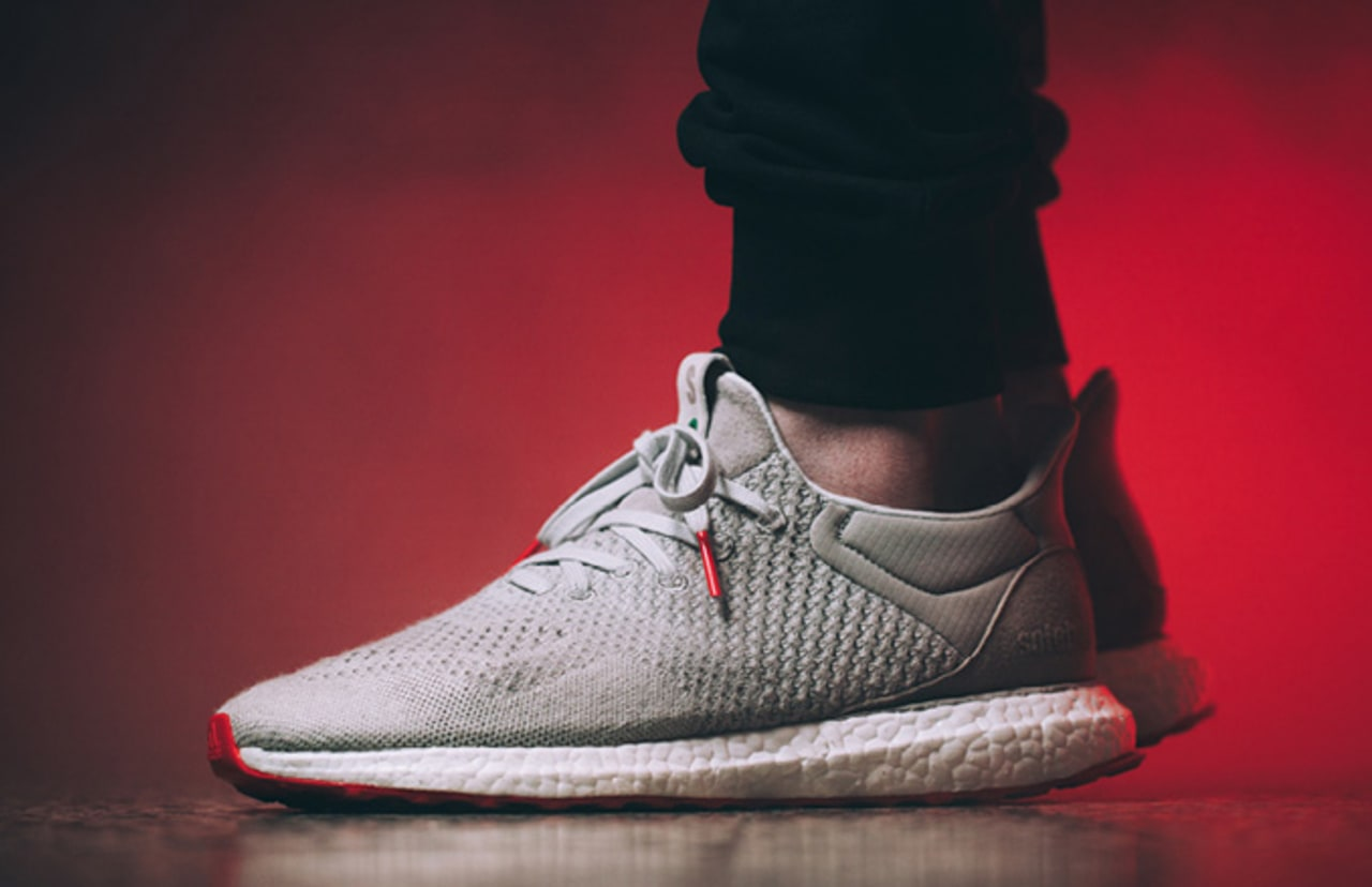 Solebox x adidas Ultra Boost Uncaged Selling on eBay for
