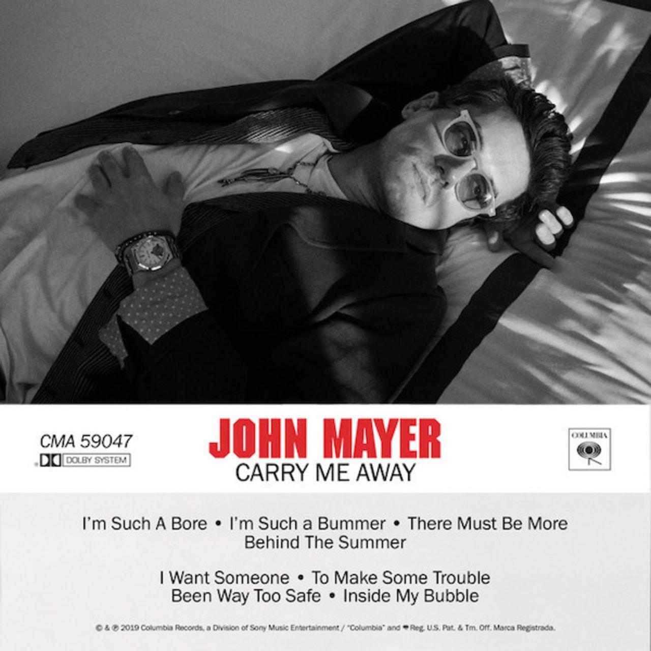 John Mayer Shares New Single
