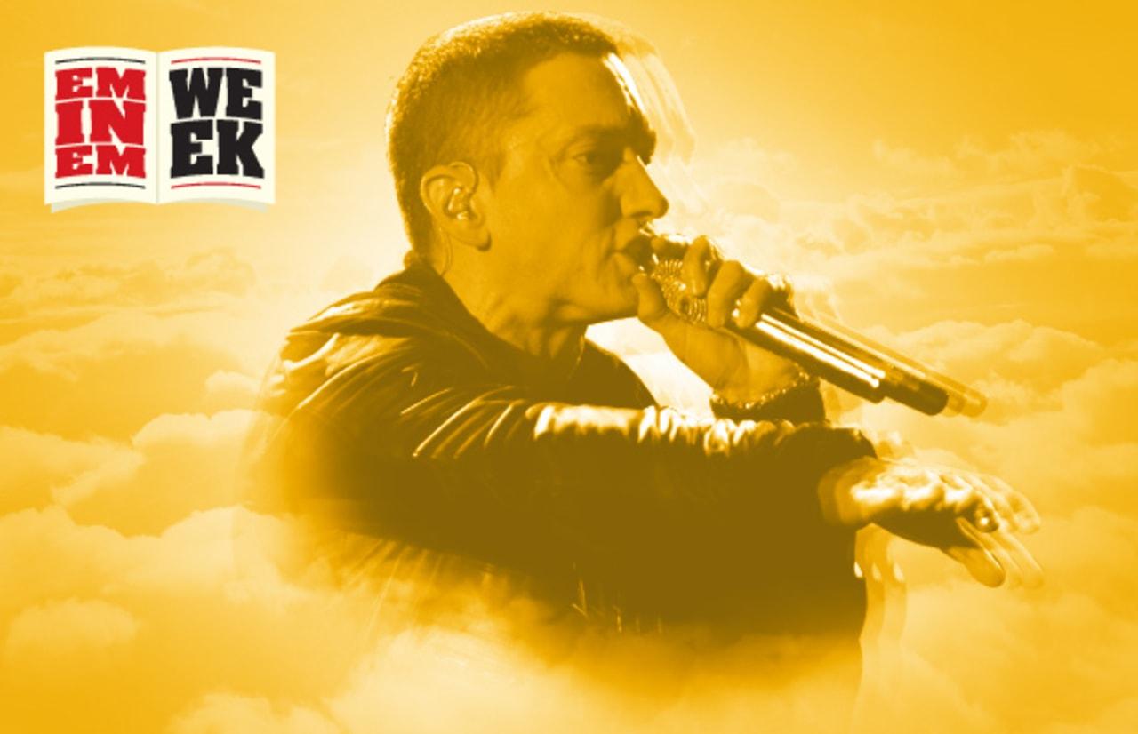 Rap God: The 25 Best Eminem Verses