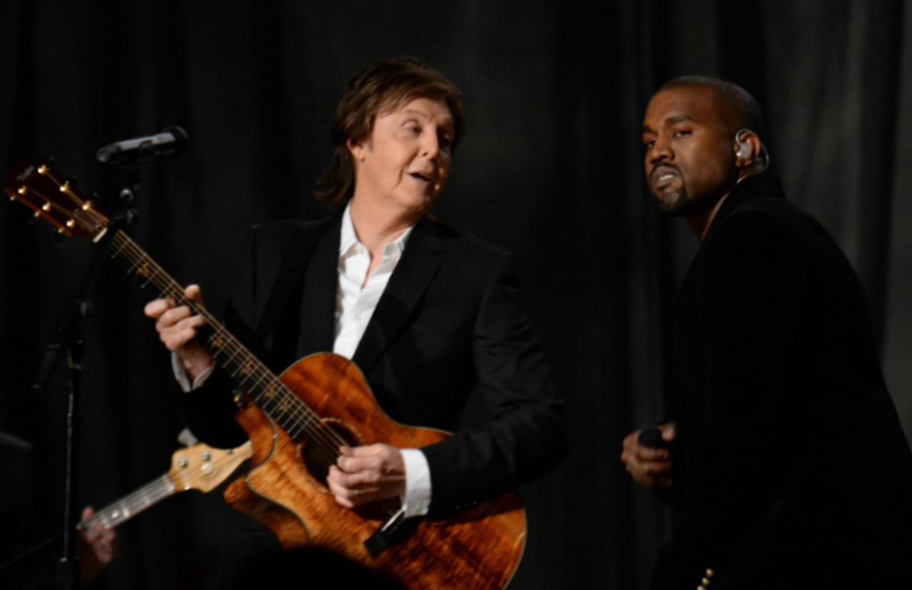 Paul McCartney Details Kanye West Sessions: 'I Didn't Even Realize That I  Was Making Songs'