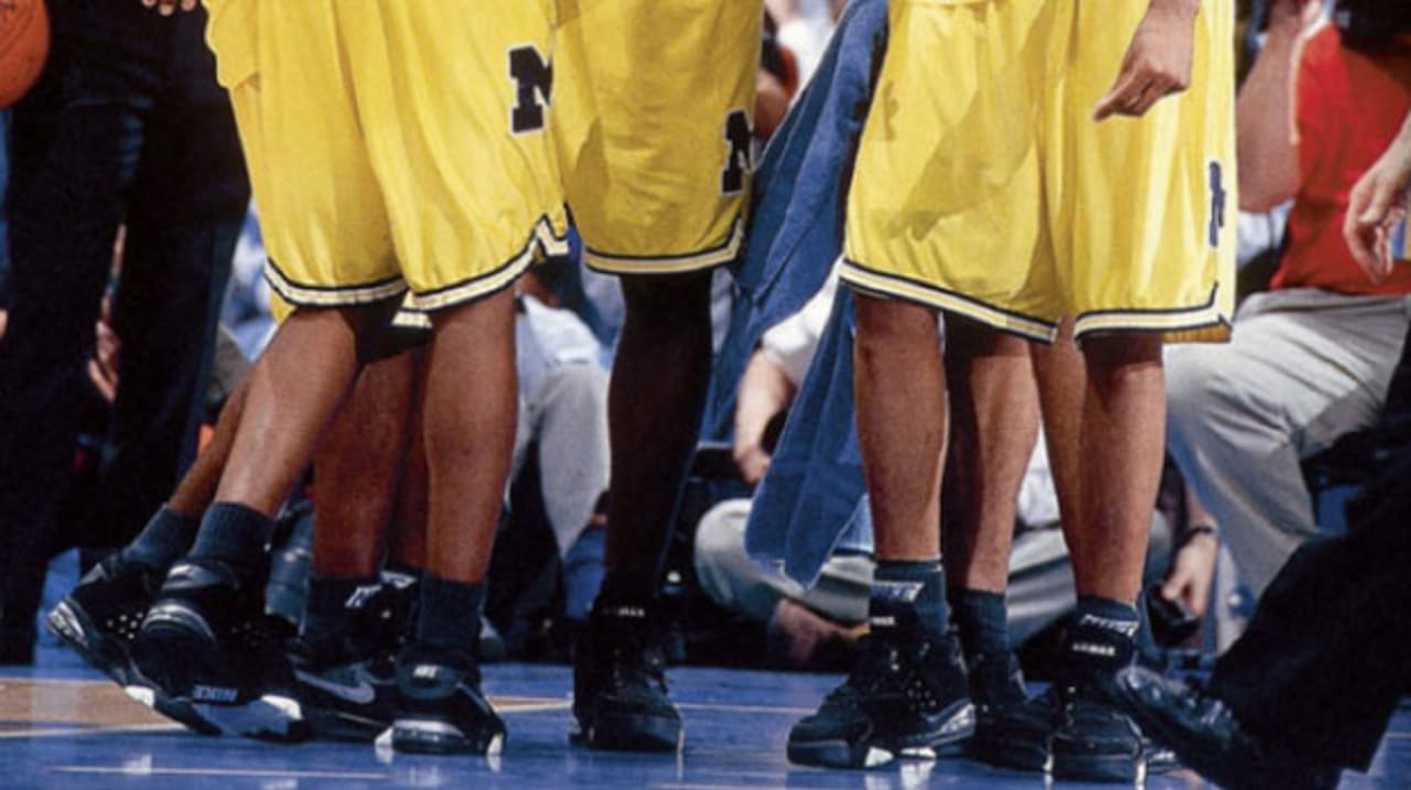 The 10 Best Performances in the Nike Air Force Max | Complex
