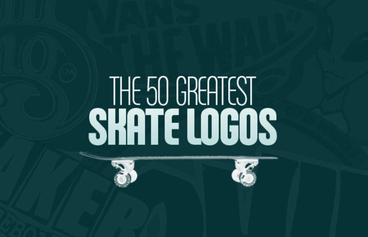 The 50 Greatest Skate Logos | Complex