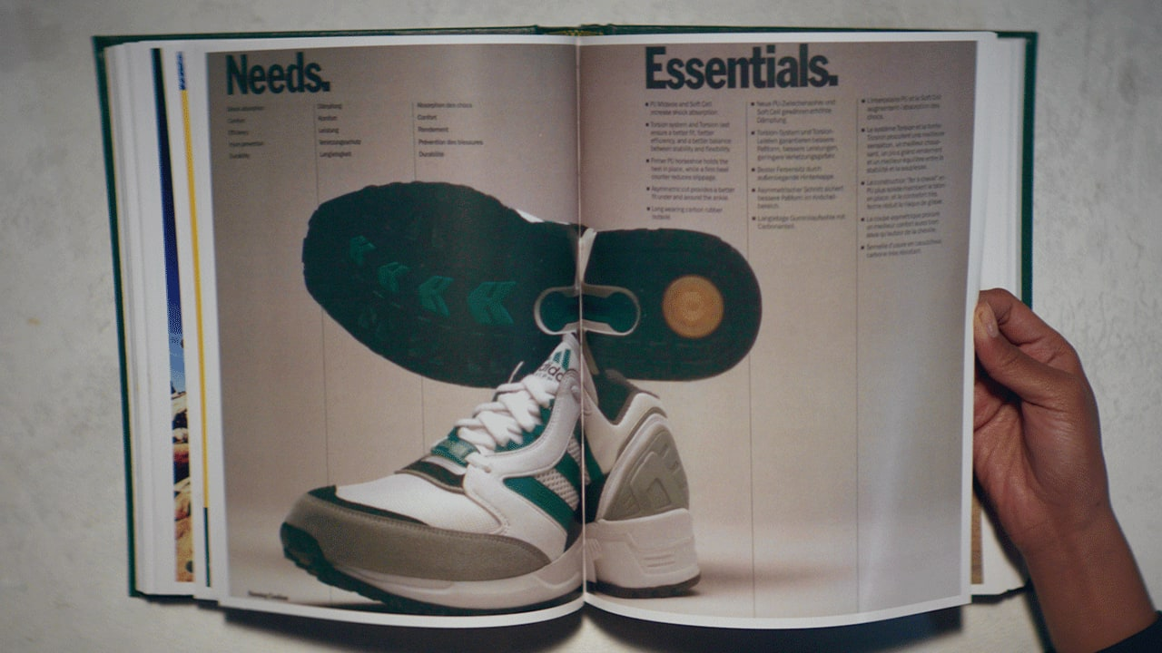 quite nice d494d f166b Adidas Is Revisting Its History to Make Its Next Great Sneaker