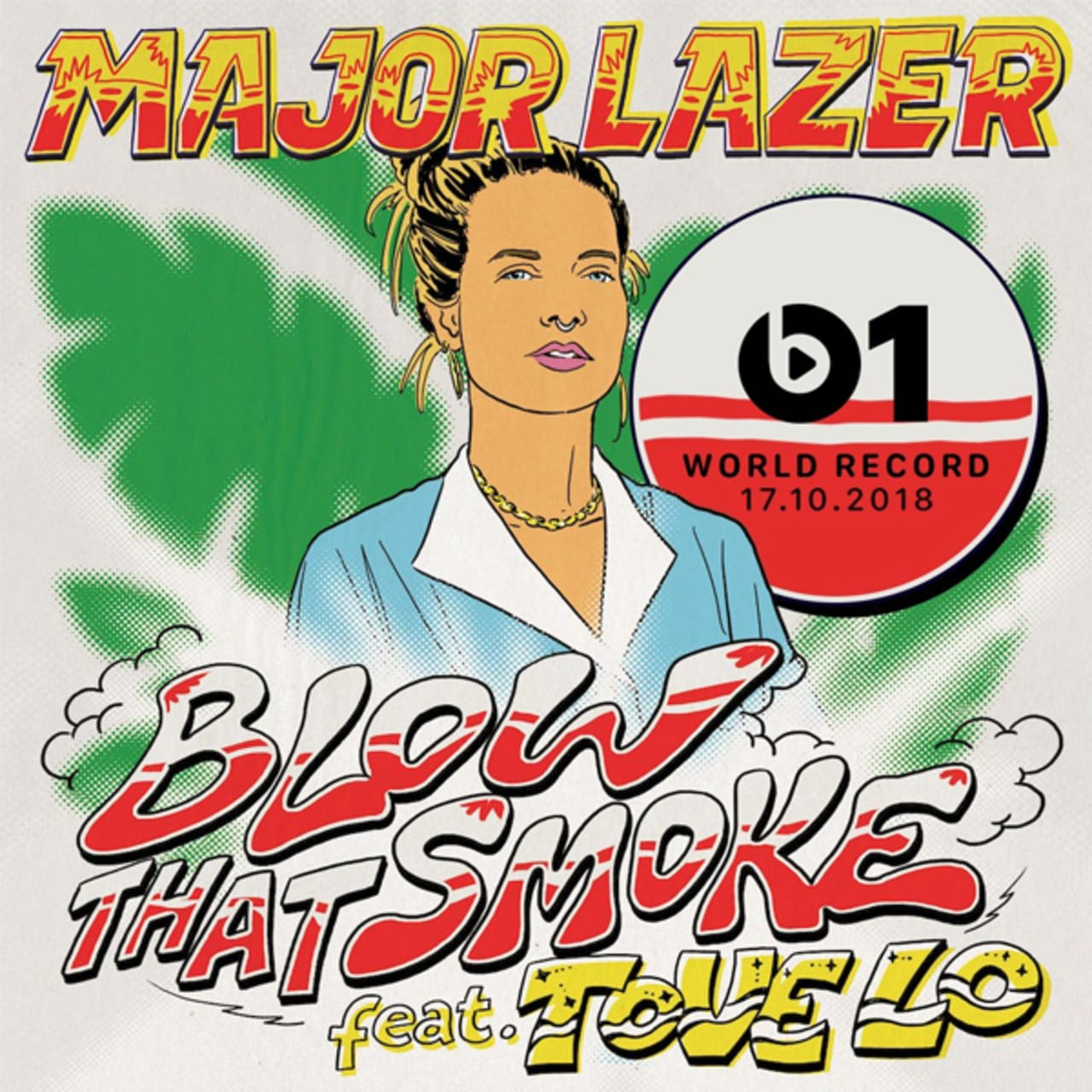 Listen to Major Lazer and Tove Lo's New Song