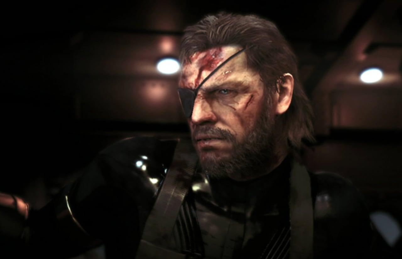 Metal Gear Solid V Director S Cut Trailer Is A Brutal Work Of Art Video