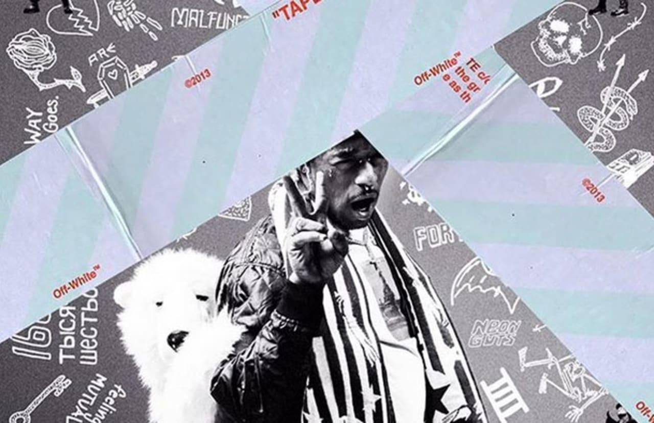 Virgil Abloh On Creating Lil Uzi Vert S Luv Is Rage 2 Cover Art Complex