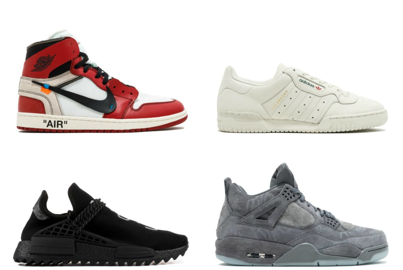 best service 0b6f5 acb34 The Best Sneakers of 2017   Complex