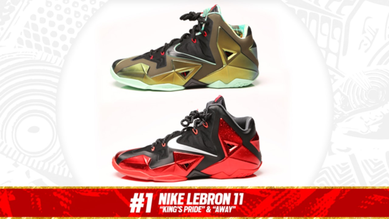 69ef2c54d086d Best of 2013: The Nike LeBron XI Is the #1 Sneaker of 2013 | Complex