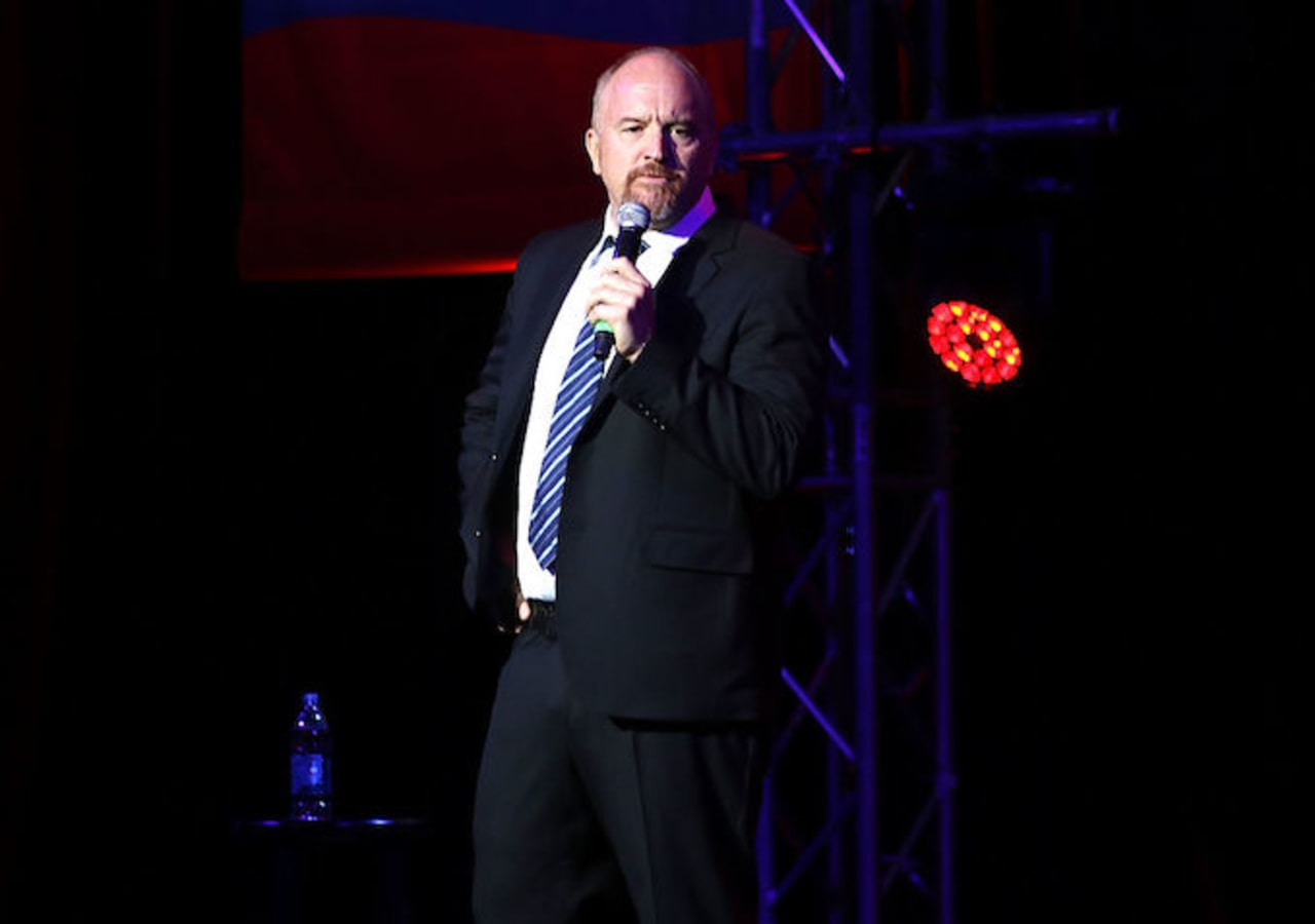 Louis C.K. Jokes About Sexual Misconduct During Stand Up Set