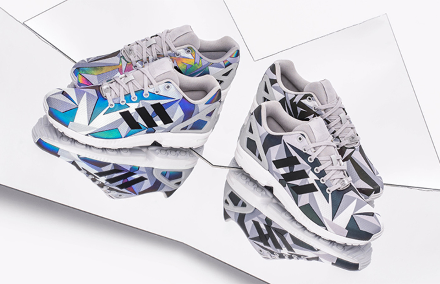 Yogur para ver afijo  The adidas ZX Flux 'Xeno' Pack Is Available Exclusively at Footlocker EU |  Complex UK