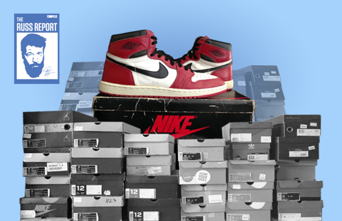 What Is A Deadstock Sneaker Complex
