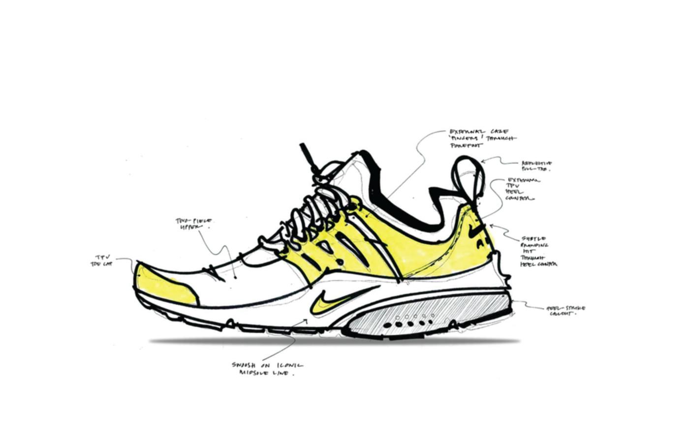 Tobie Hatfield Nike Air Presto