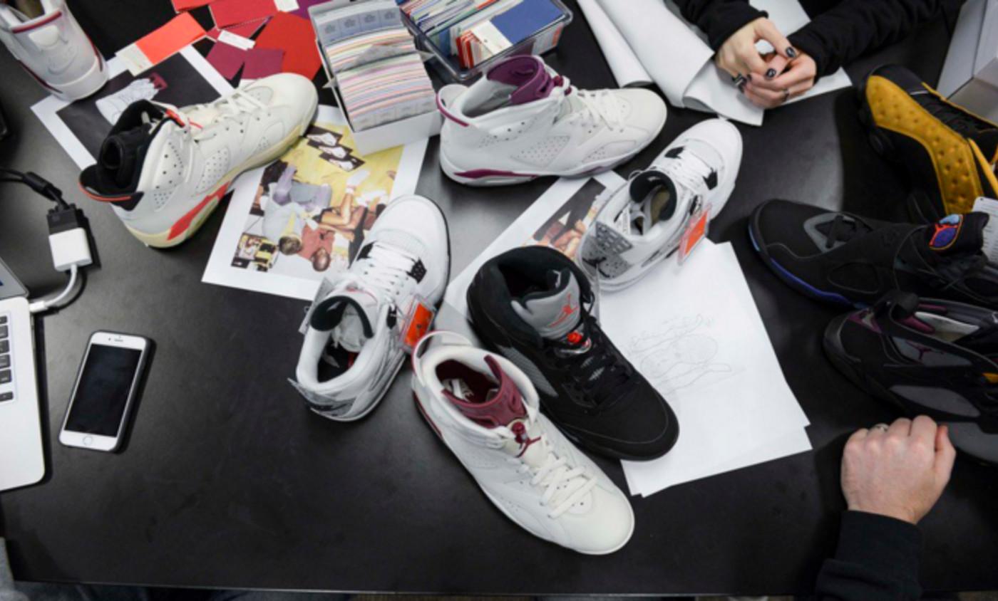 Air Jordan Remasters