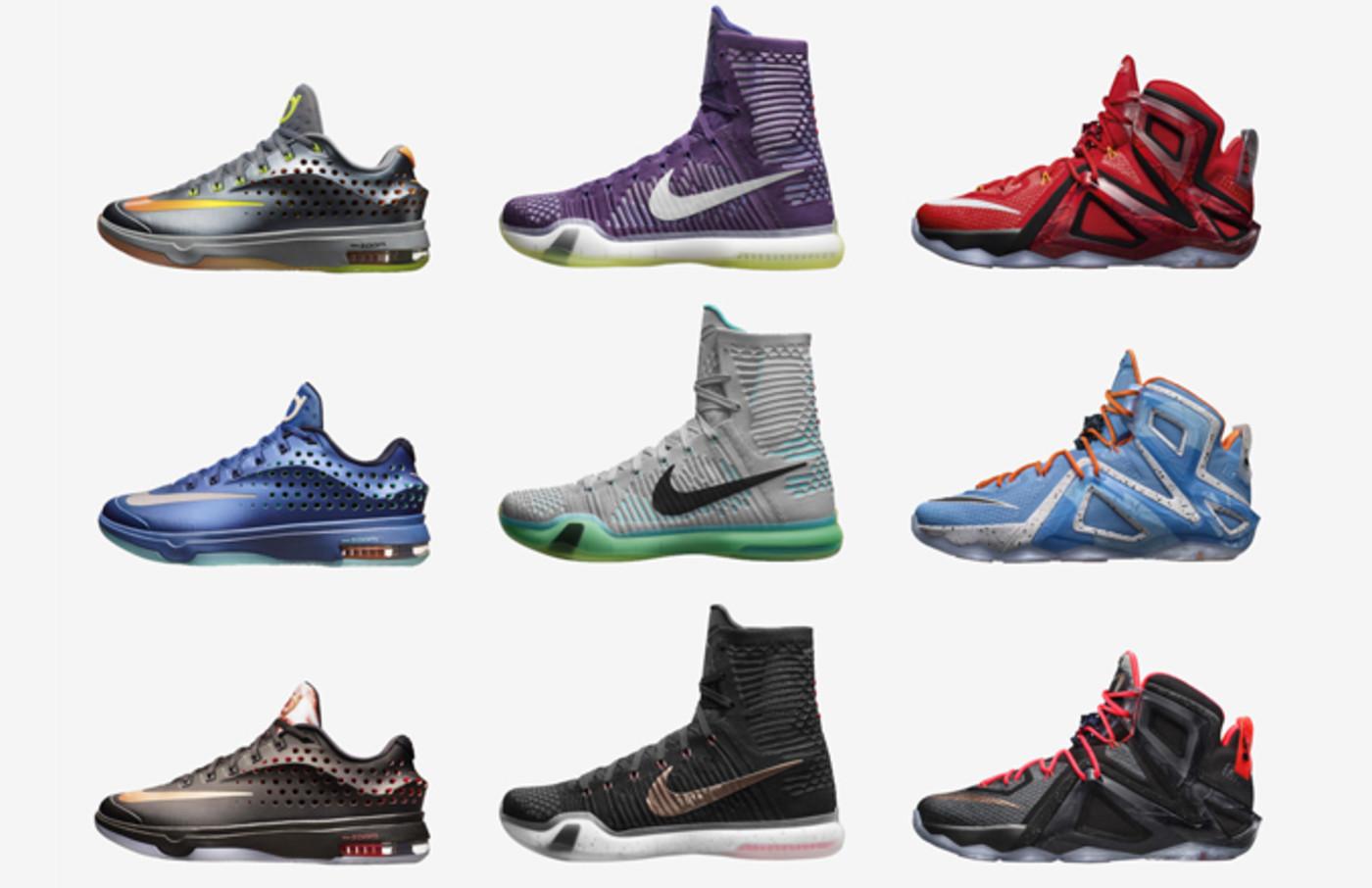 unidad Sala siga adelante  Nike Unveils this Year's Elite Series Team Collection 2015 | Complex