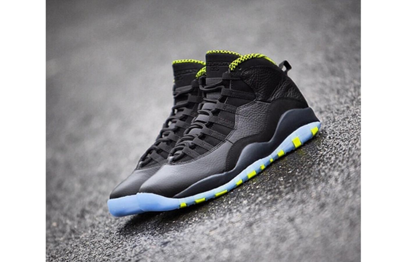 Air Jordan X \