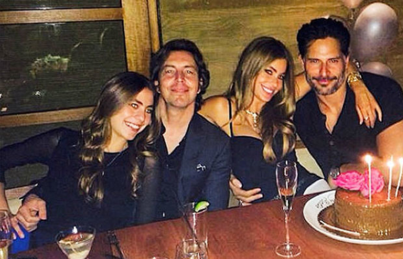 "Sofia Vergara and ""True Blood"" Star Joe Manganiello Are ..."