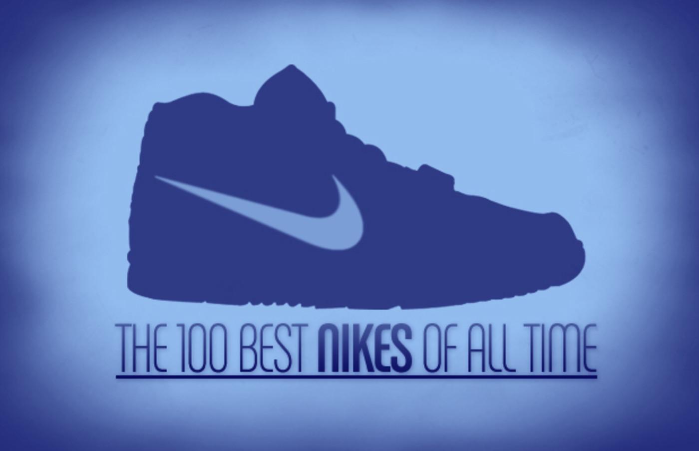best vintage nike shoes