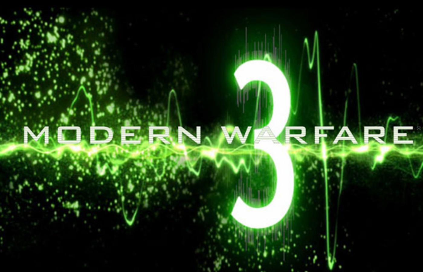 Call Of Duty Modern Warfare 3 Will Release For Nintendo Wii