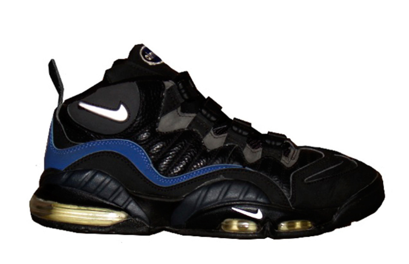 best nike basketball shoes of all time