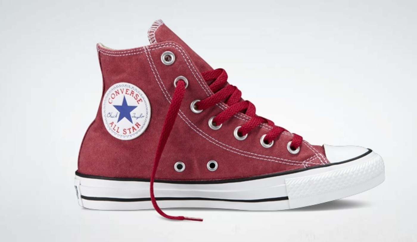 """Kicks of the Day: Converse Chuck Taylor All Star """"Red"""" 