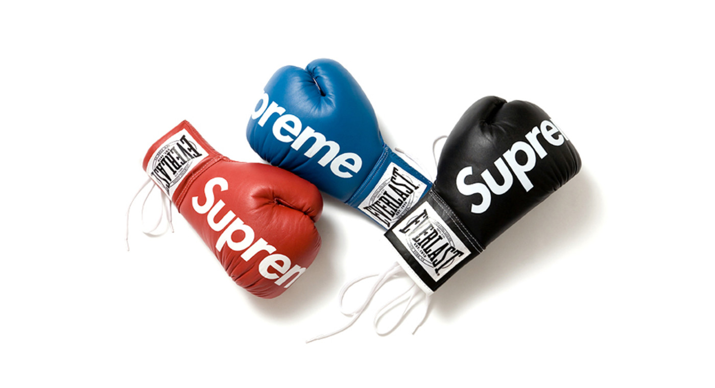 Supreme x Everlast Boxing Gloves, 2008