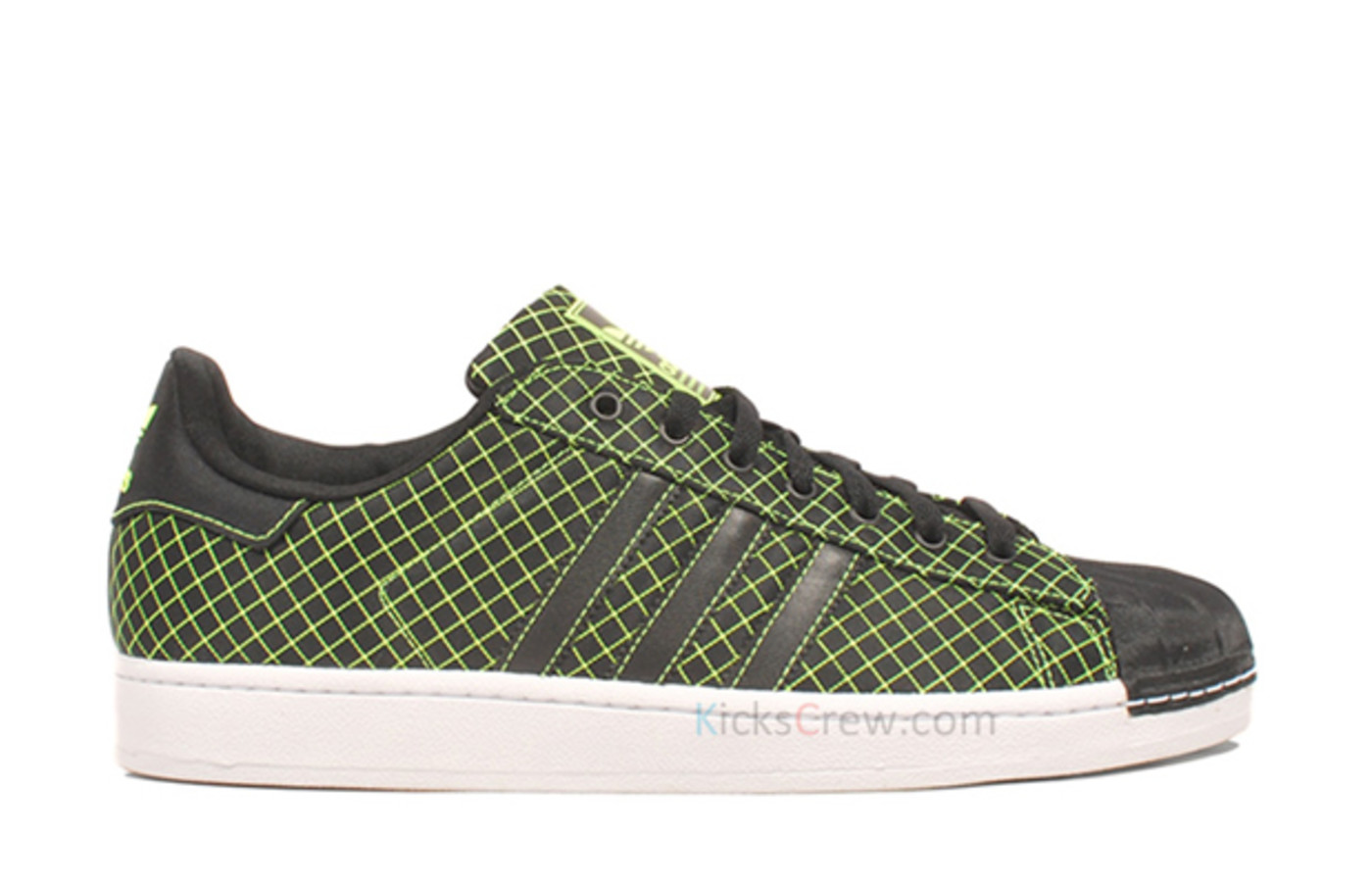 "adidas Superstar LTO ""Nylon Black/Green"" | Complex"