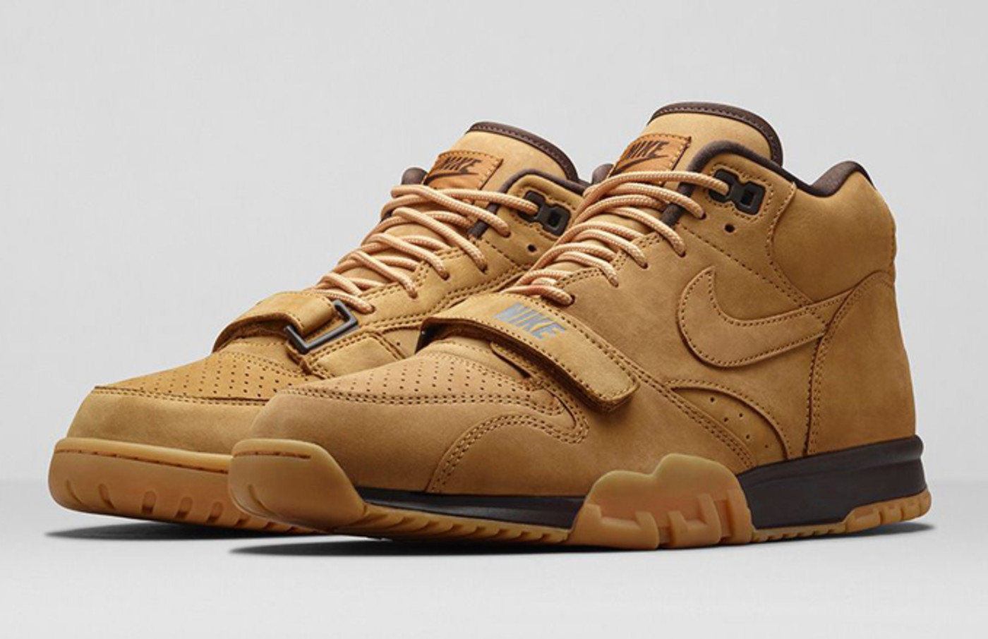 Nike Air Trainer One, flax, release