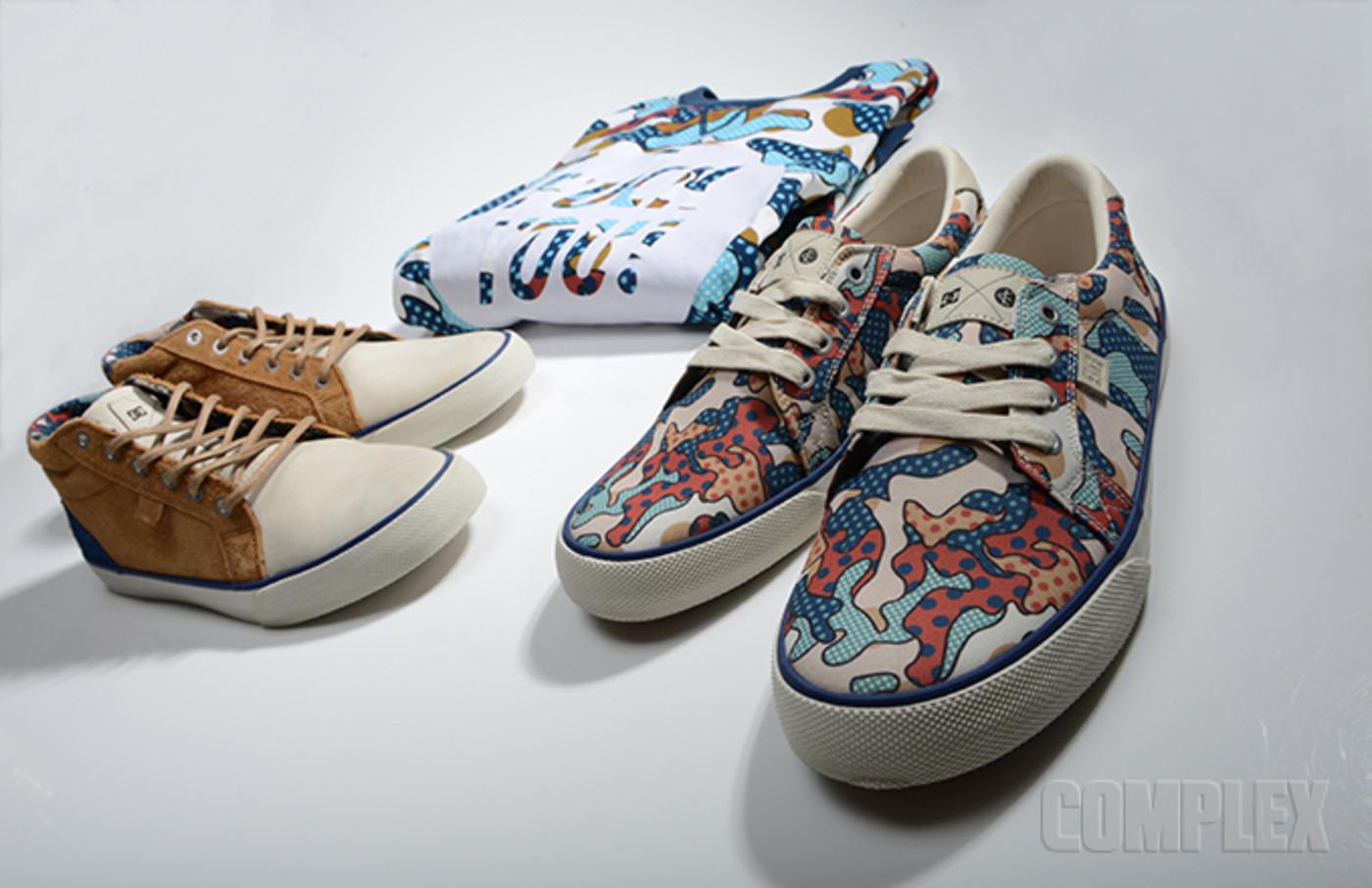 DC Shoes x CYRCLE. Collaboration