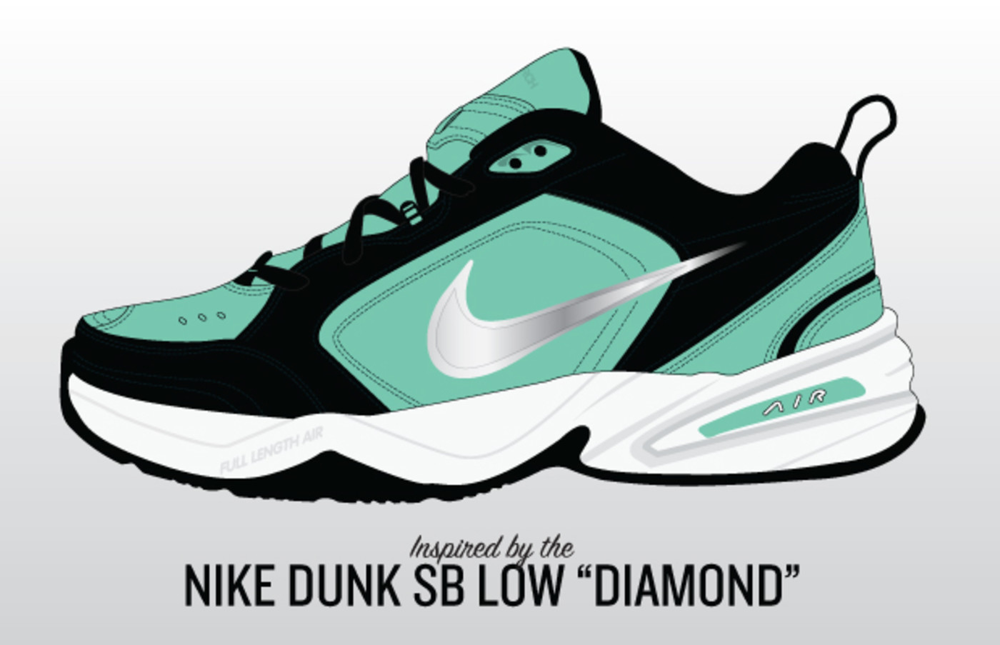 Imagining Classic Nike Colorways on the