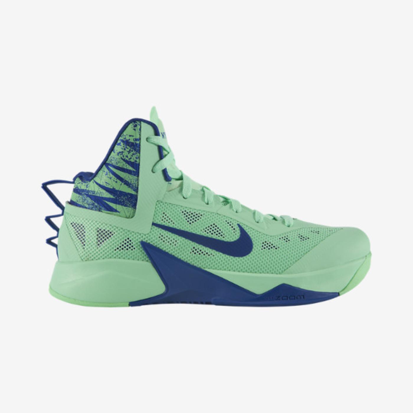 Aproximación Inmundicia Albany  Nike Zoom Hyperfuse 2013