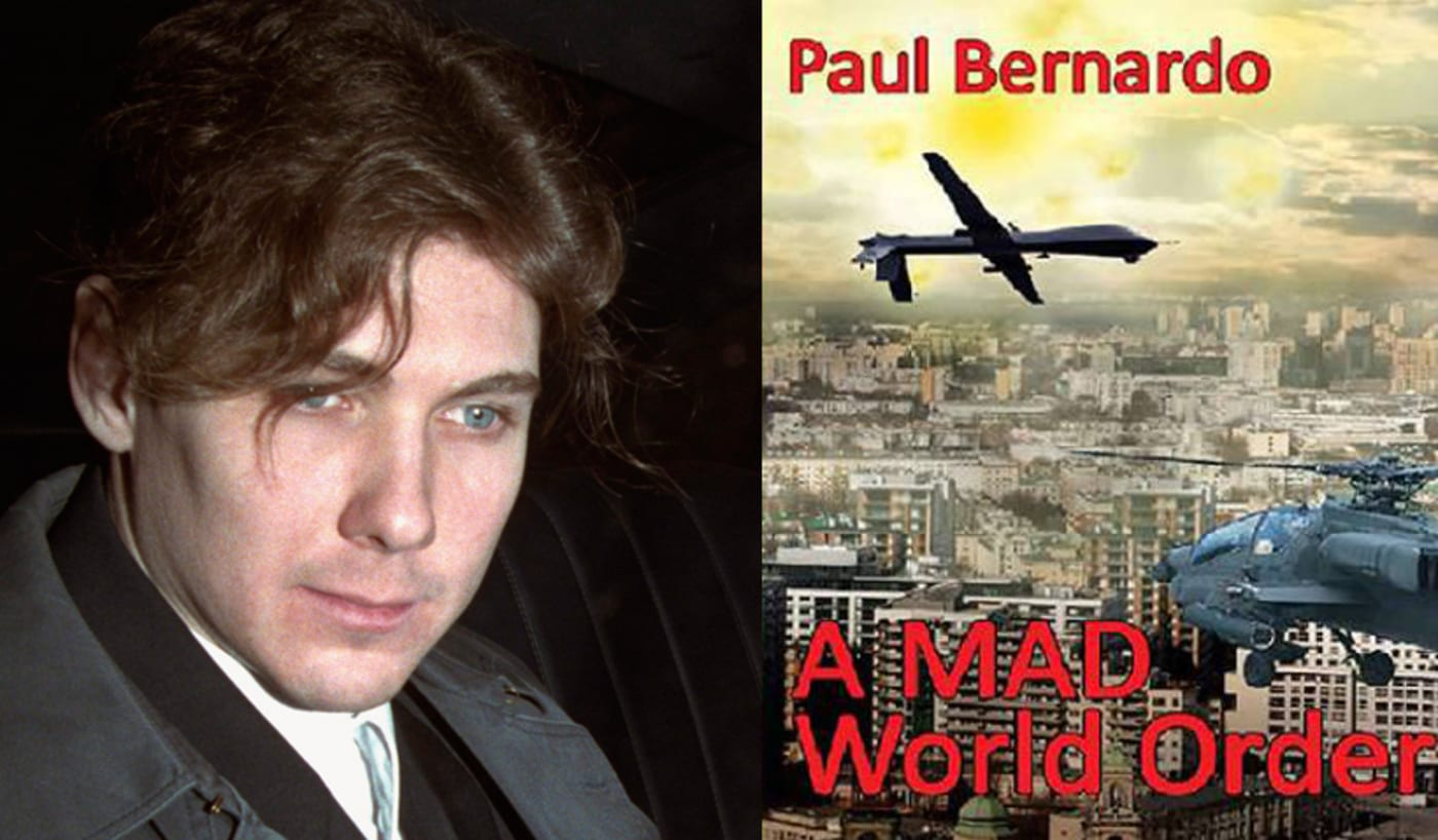 Canadian Serial Killer Paul Bernardo Releases E Book