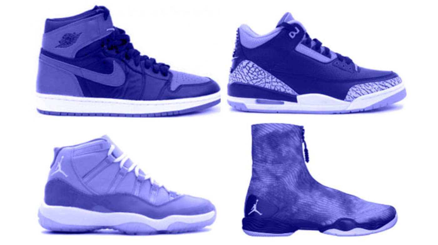 The Complete History of Air Jordans I   XX8